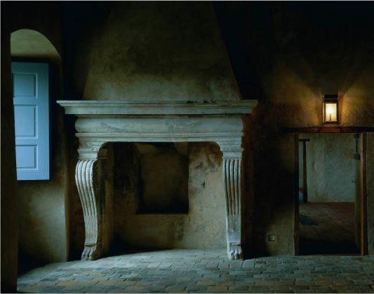 Bild: oberen Eingangssaal nach Restaurierung